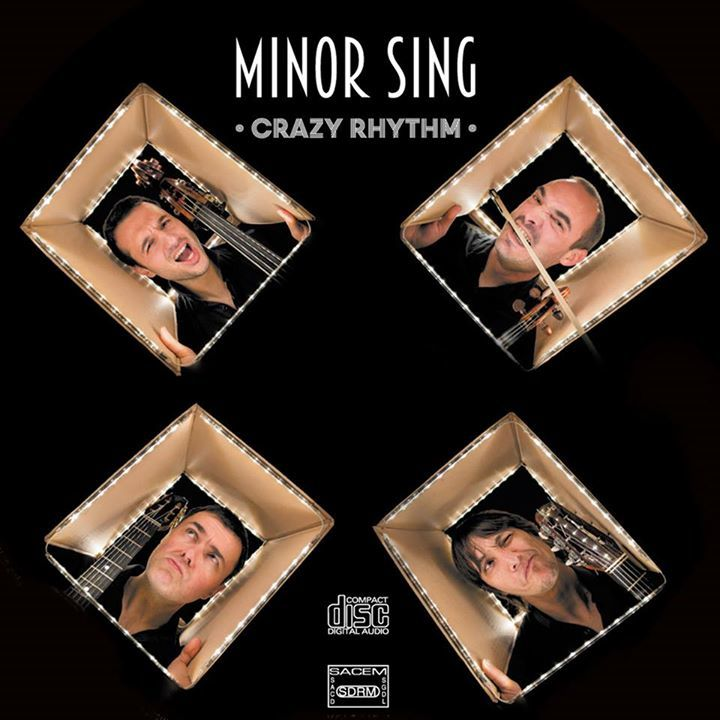 Minor Sing : Swing Manouche @ Jazzaudehore - St.-Germain-En-Laye, France