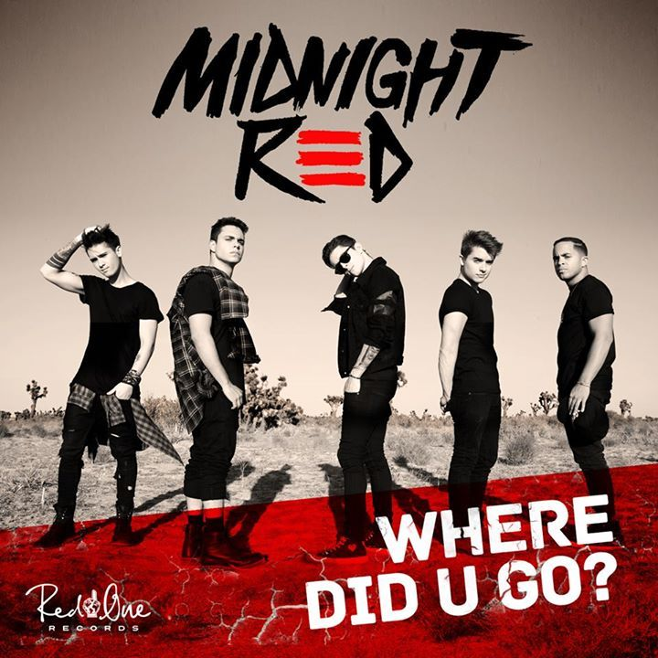 Midnight Red @ WHTI Radio Visit - Richmond, VA