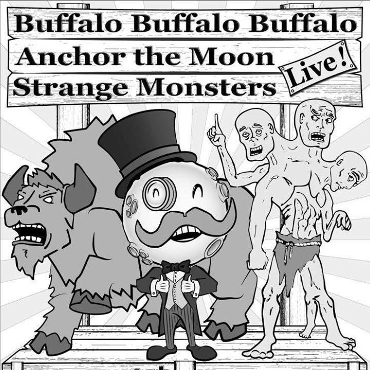 Buffalo Buffalo Buffalo Tour Dates