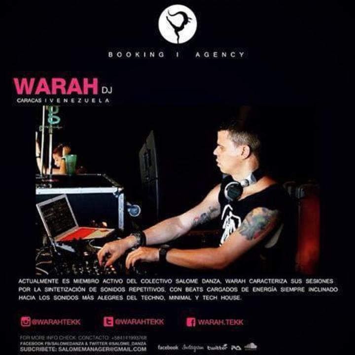 Warah Tour Dates