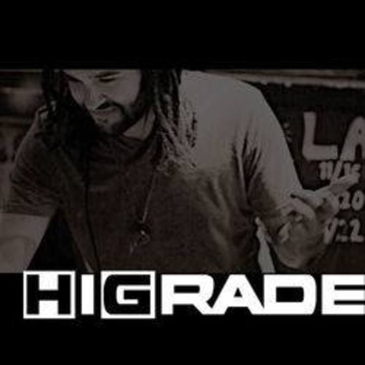 DJ HiGrade Tour Dates