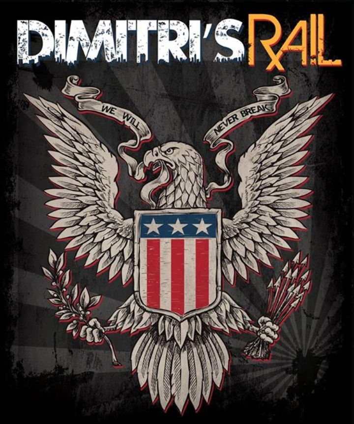 Dimitri's Rail Tour Dates