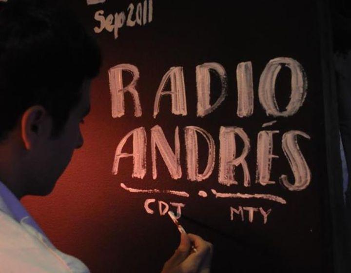 Radio Andrés Tour Dates