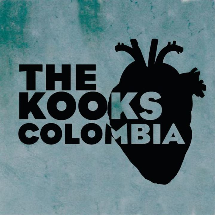 The Kooks colombia Oficial Tour Dates