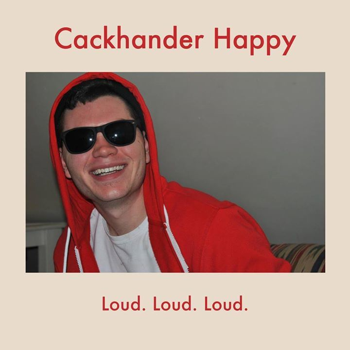 Cackhander Happy Tour Dates
