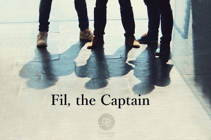 Fil the Captain Tour Dates
