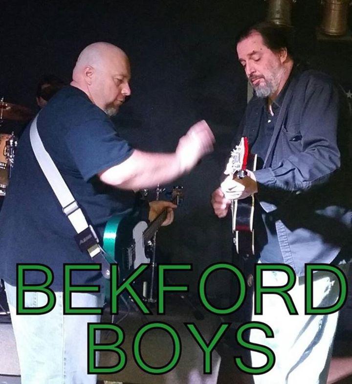 Bekford Boys Tour Dates
