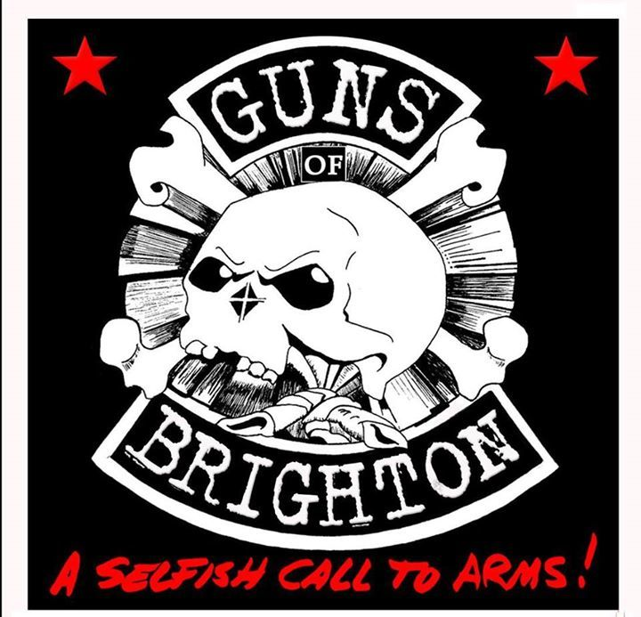 Guns of Brighton Tour Dates