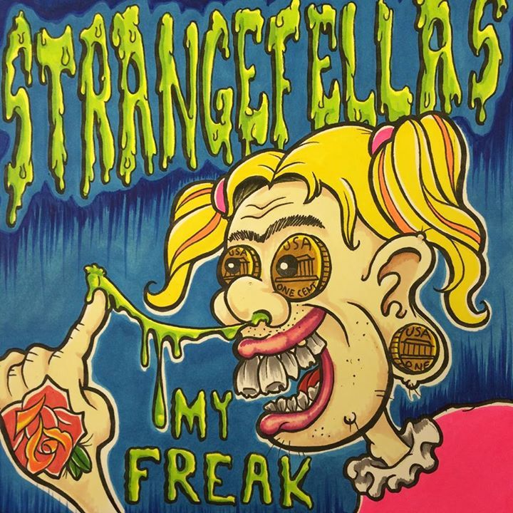 Strangefellas Tour Dates