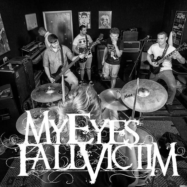 My Eyes Fall Victim Tour Dates