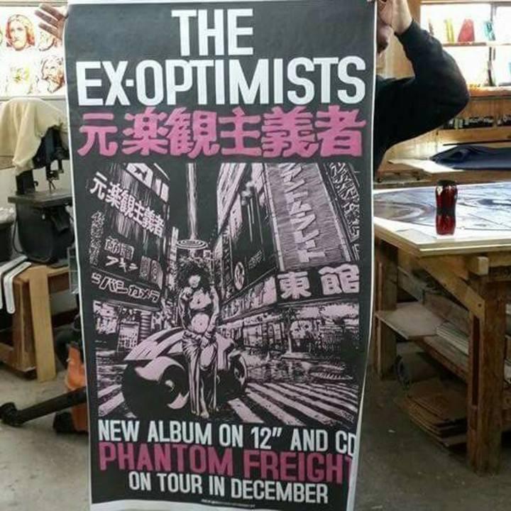 The Ex-Optimists Tour Dates