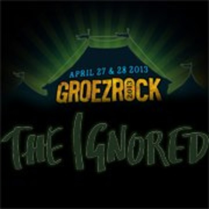 We want to see The Ignored at Groezrock 2013 Tour Dates
