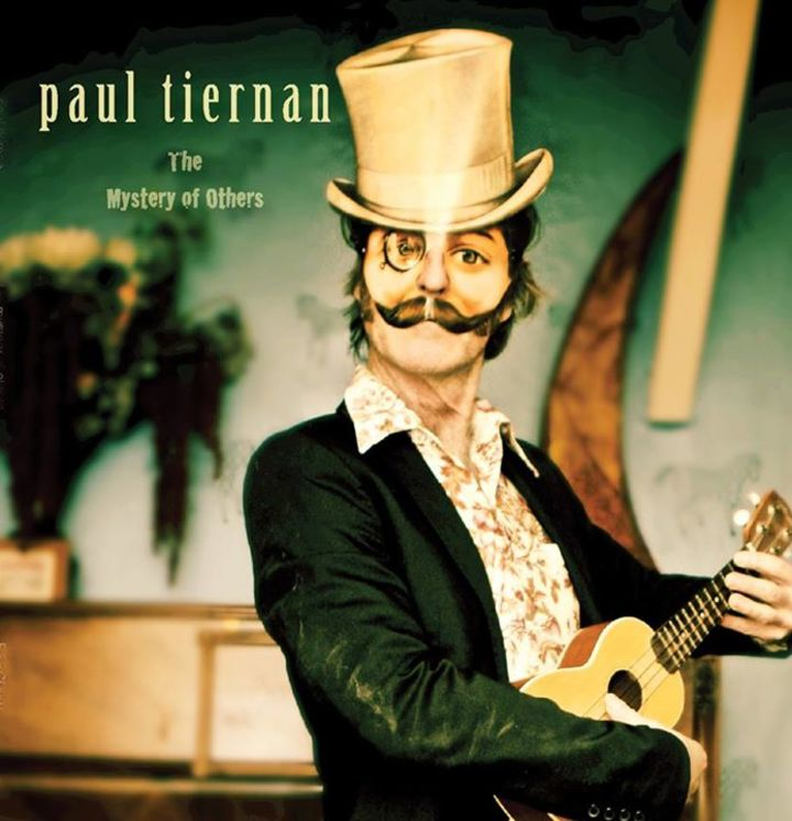 Paul Tiernan Tour Dates