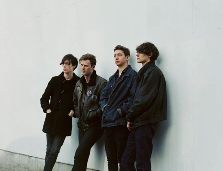 Gengahr @ Cafe Drummond - Aberdeen, United Kingdom