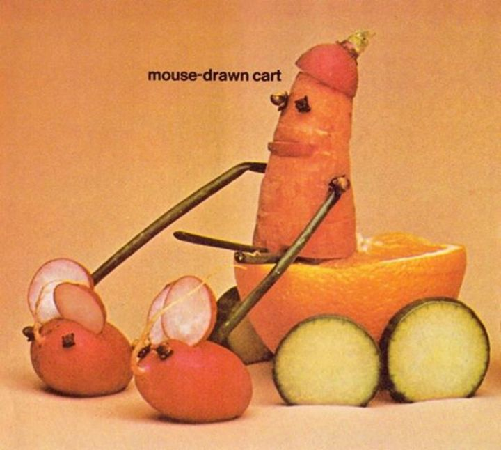 mouse-drawn cart Tour Dates