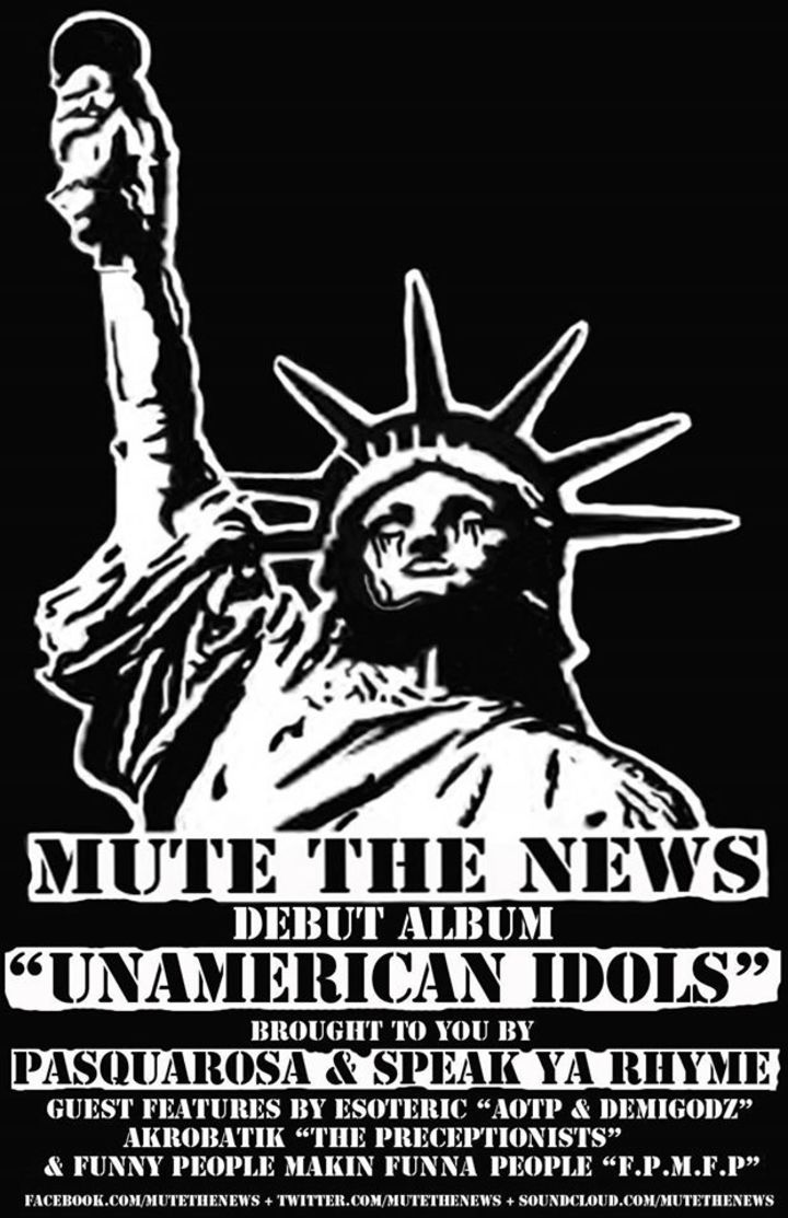Mute The News Tour Dates