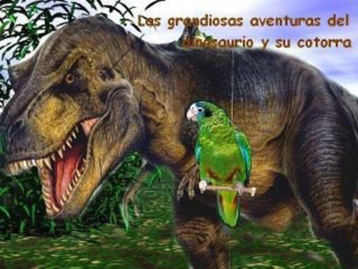 Las Grandiosas Aventuras del Dinosaurio y su Cotorra Tour Dates
