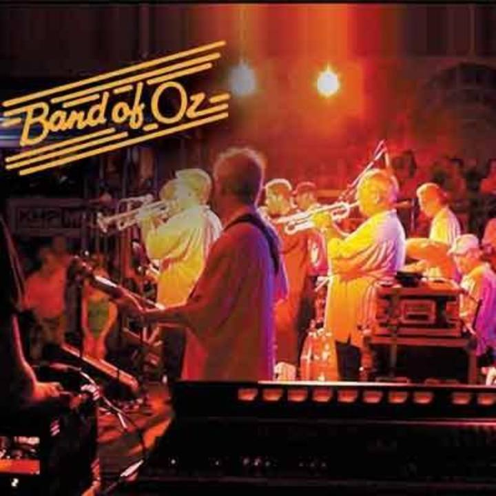 Band of Oz @ State Mutual Stadium - Rome, GA