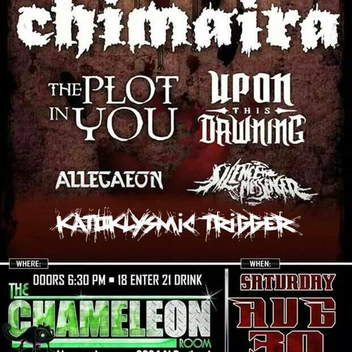 Katoklysmic Trigger Tour Dates