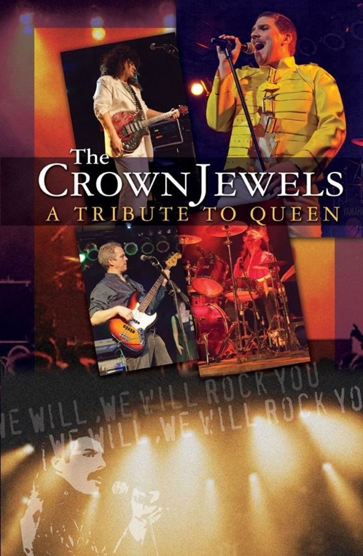 The Crown Jewels - A Tribute to Queen Tour Dates