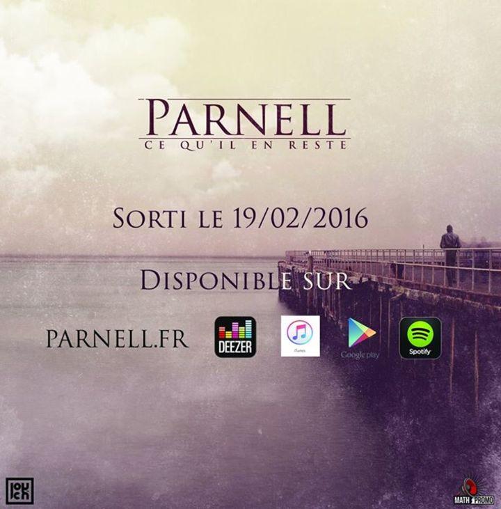 Parnell Tour Dates