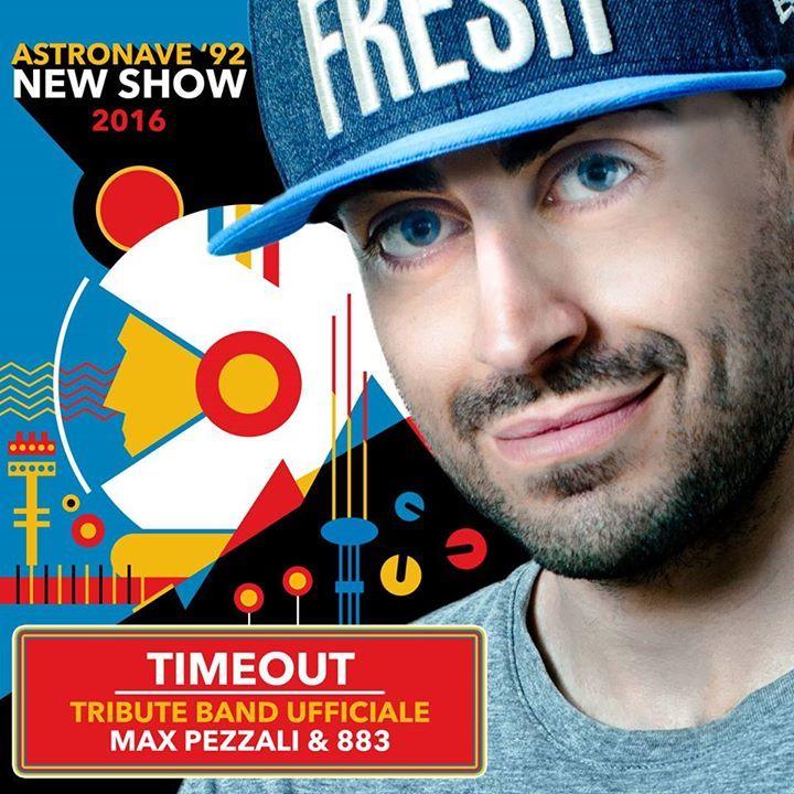 TIME OUT - Tribute Band Max Pezzali & 883 @ CASINO' LA PERLA  - Nova Gorica, Slovenia