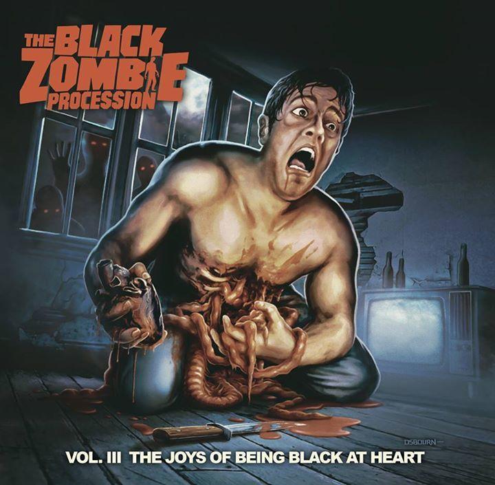 The Black Zombie Procession Tour Dates