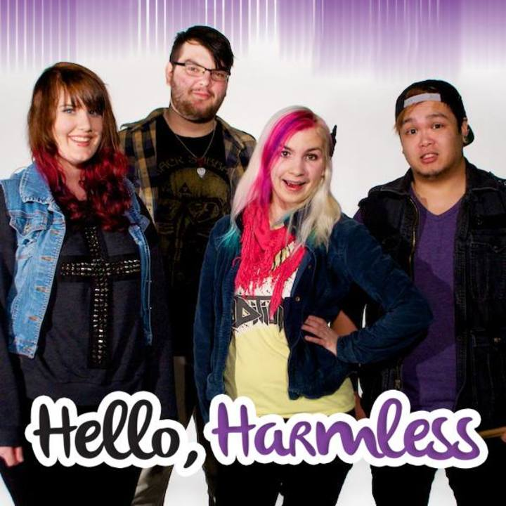 Hello, Harmless Tour Dates