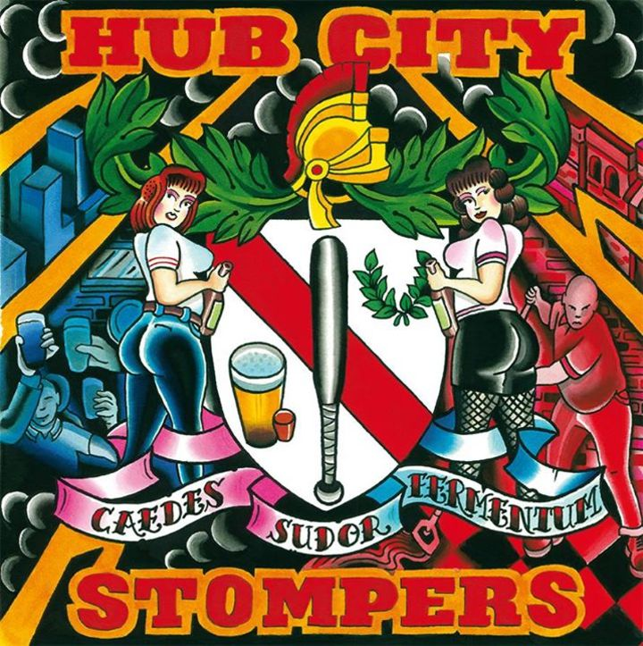 Hub City Stompers Tour Dates