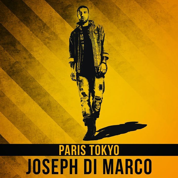 Joseph Di Marco officiel Tour Dates