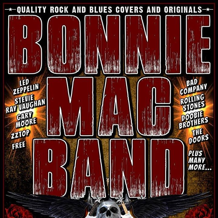 Bonnie Mac Band Tour Dates