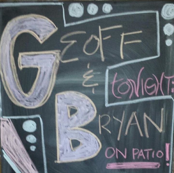 Geoff & Bryan Acoustic Duo Tour Dates