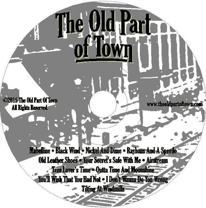 The Old Part Of Town Tour Dates