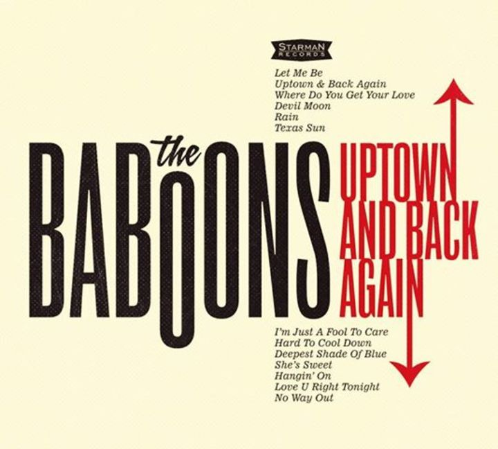 The Baboons Tour Dates