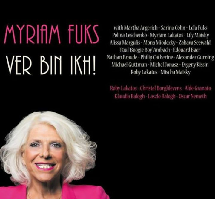 Myriam Fuks Tour Dates