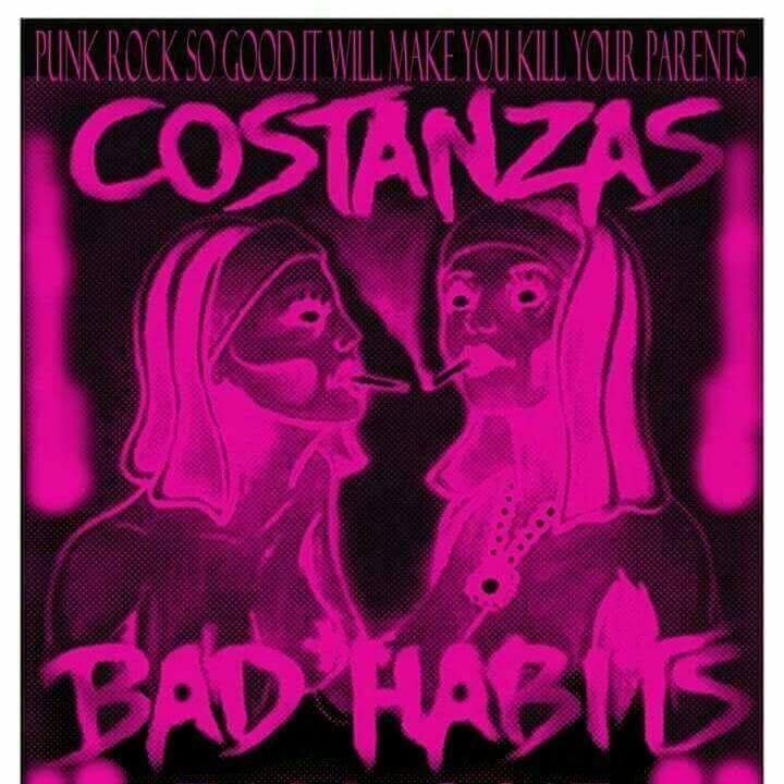 Costanzas Tour Dates