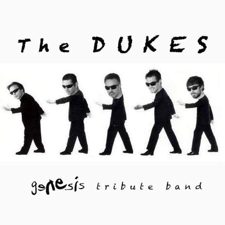 The Dukes : Genesis tribute band Tour Dates