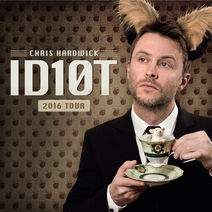 Chris Hardwick Tour Dates