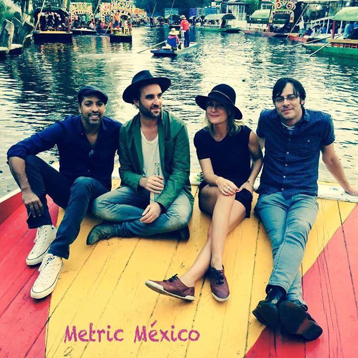 Metric México Tour Dates
