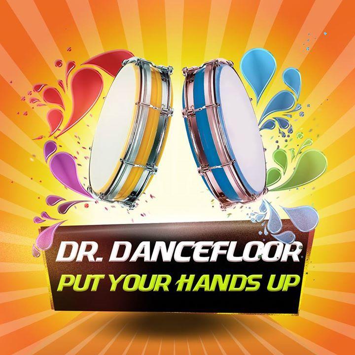 Dr. Dancefloor Tour Dates