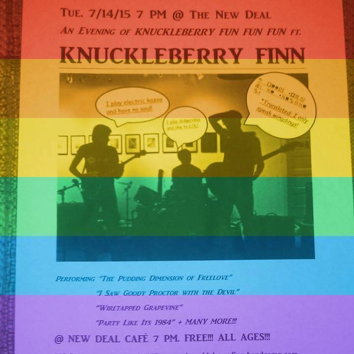 Knuckleberry Finn Tour Dates