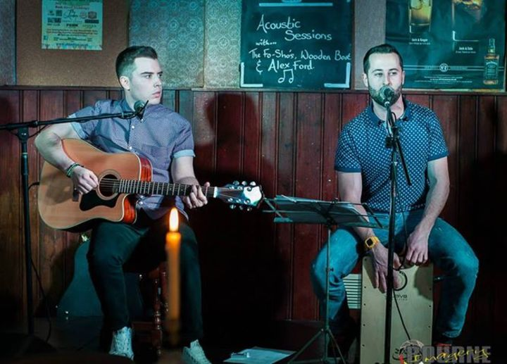 Sunday Acoustic Sessions at Buskers Bar Tour Dates