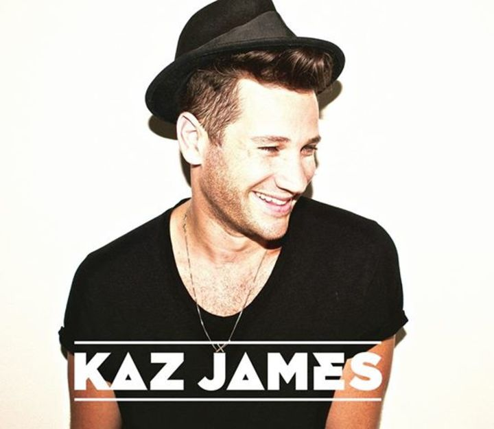 Kaz James Tour Dates