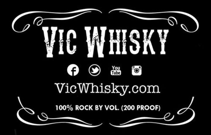 Vic Whisky Tour Dates