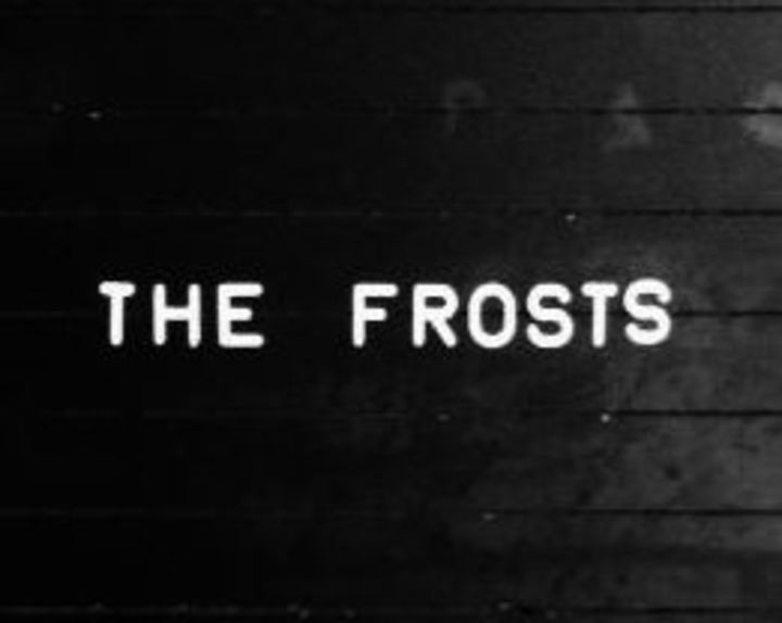 The Frosts Tour Dates