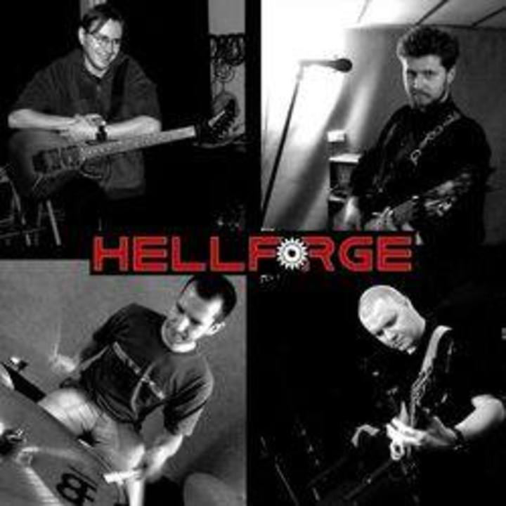 Hellforge Tour Dates