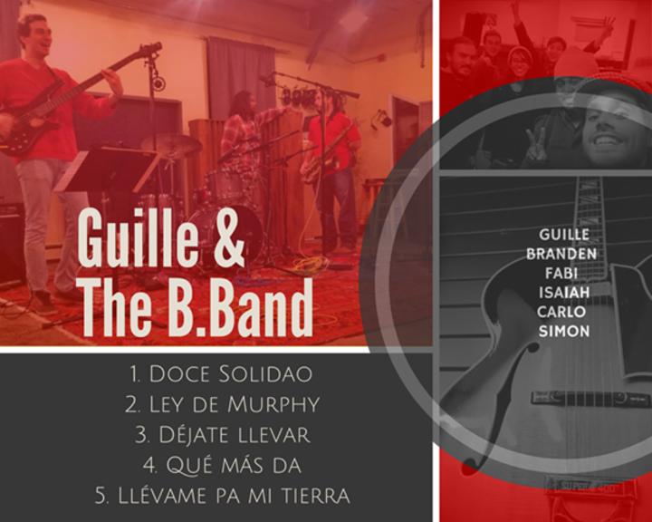 Guille Tour Dates