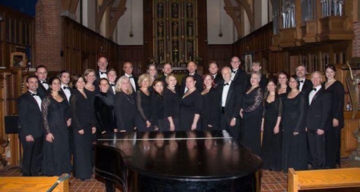 Exultate Chamber Singers Tour Dates