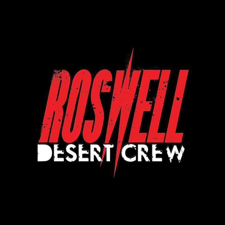 Roswell Desert CREW Tour Dates