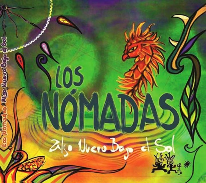 Los Nómadas Tour Dates